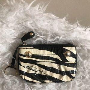 Michael Kors Zebra Change purse